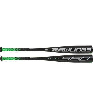 """RAWLINGS UT1510 5150 Alloy 2 3/4"""" USSSA Baseball Bat (-10)"""
