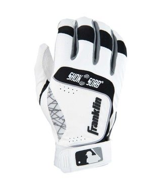 FRANKLIN Shok-Sorb Neo Adult Batting Gloves