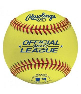 RAWLINGS Balles de Baseball ROLB1Y (UN)