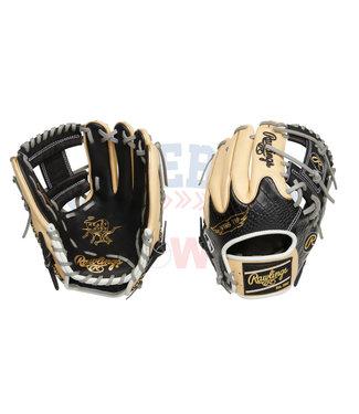 "RAWLINGS August 2021 HOH  Gold Glove Club 11.75"" Baseball Glove PRO205W-2BCG"