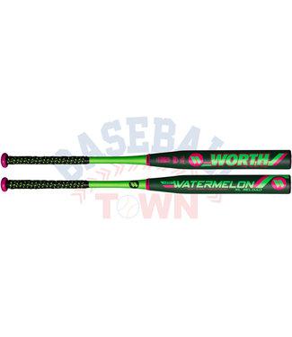 """WORTH 2021 Worth Legit Watermelon XL 12.75"""" USSSA Softball Bat"""