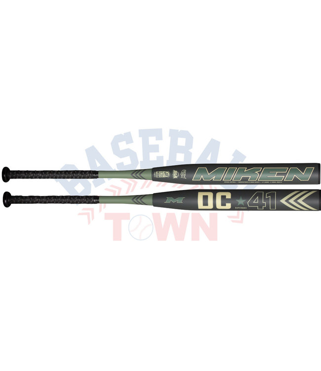 """MIKEN 2021 Miken DC41 Supermax 14"""" USSSA Softball Bat"""