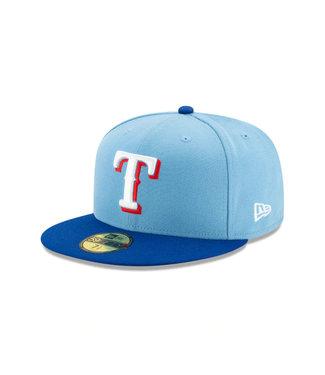NEW ERA Authentic Texas Rangers Alt. 2 Cap