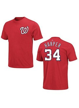 MAJESTIC B. Harper Youth T-Shirt