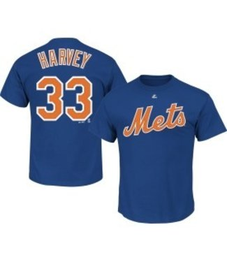 MAJESTIC T-Shirt Junior M. Harvey