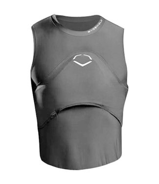 EVOSHIELD Chest and Back Guard with Shirt