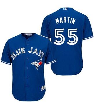 MAJESTIC Russel Martin Toronto Blue Jays Men's Replica Jersey