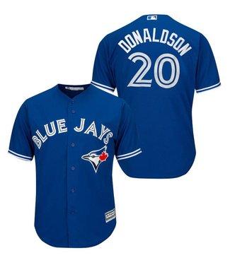 MAJESTIC Josh Donaldson Toronto Blue Jays Men's Replica Jersey
