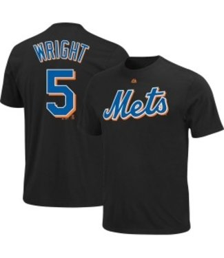 MAJESTIC T-SHIRT WRIGHT NEW YORK METS