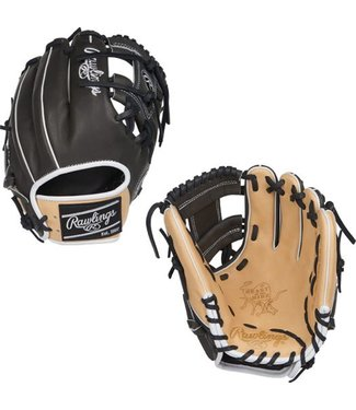 RAWLINGS PRO204-2CDS Heart of the Hide 11.5'' Gold Glove Club Baseball Glove