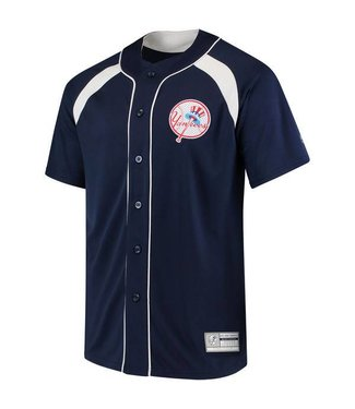 MAJESTIC Yankees Peak Power Output Jersey