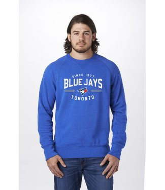 CAMPUS CREW Toronto Blue Jays Crew Neck