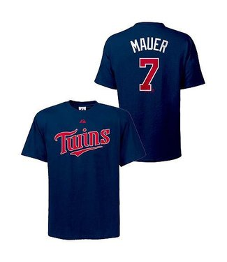 MAJESTIC CHANDAIL J. MAUER XL TWINS