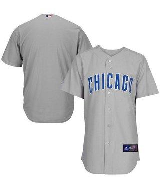 MAJESTIC Chemise Réplique Away des Cubs de Chicago