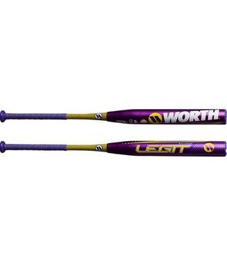 "WORTH Legit Balanced 13.5"" Barrel USSSA Softball Bat"