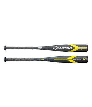 "EASTON YBB18GX10 Ghost X (-10) 2 5/8"" USA Baseball Bat"