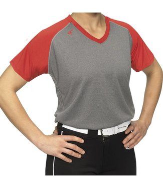 EASTON V-Neck Short Sleeve Raglan Women's Shirt
