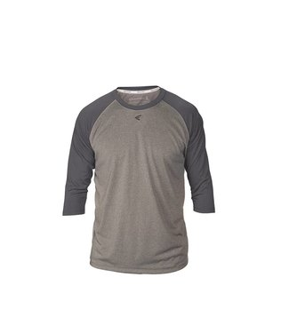 EASTON 3/4 Sleeve Raglan Men's Crew Neck Shirt