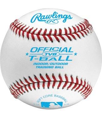 """RAWLINGS Balles de Baseball TVB 9"""" (UN)"""