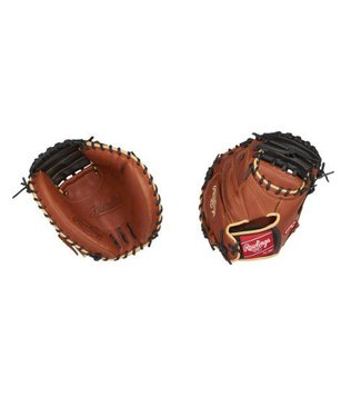 "RAWLINGS SCM33S Sandlot 33"" Catcher's Baseball Glove"