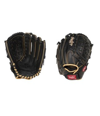 "RAWLINGS RSO125BCC Shut Out 12.5"" Fastpitch Glove"