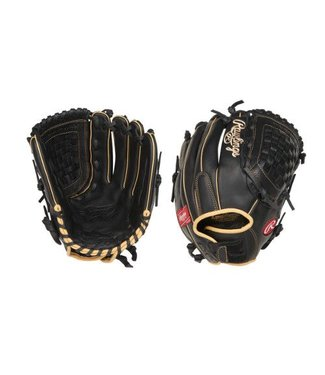 """RAWLINGS RSO125BCCF Shut Out 12.5"""" Fastpitch Glove"""