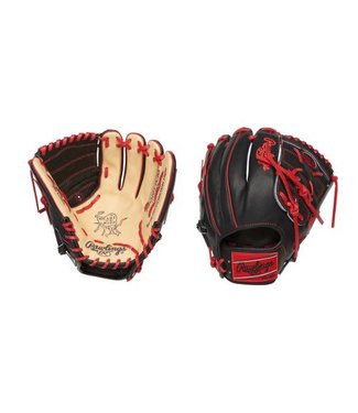 RAWLINGS PRO205-9CBS Color Sync 2.0 Heart Of the Hide 11.75'' Baseball Glove Right-Hand Throw