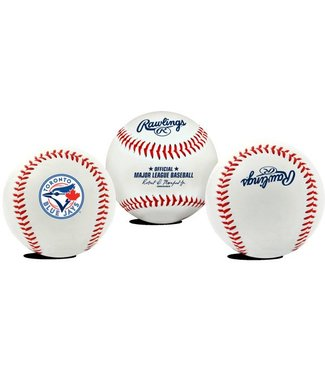 RAWLINGS Toronto Blue Jays Team Logo Baseball