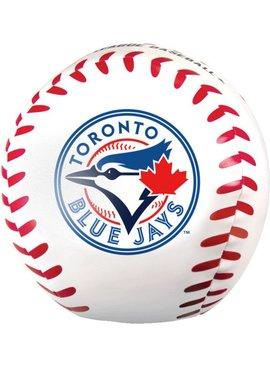 """RAWLINGS Toronto Blue Jays 18"""" Team Logo'd Big Boy Softie"""