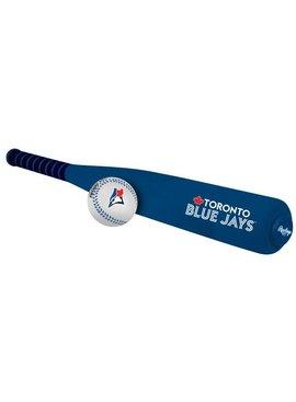 RAWLINGS Toronto Blue Jays Bat And Ball Combo