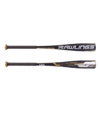 """RAWLINGS 5150 2 5/8"""" USA Youth Baseball Bat (-11)"""