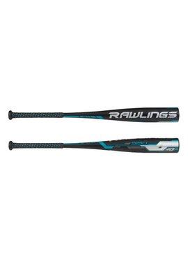 """RAWLINGS Bâton de Baseball 5150 1-piece Aluminium 2 3/4"""" (-10)"""