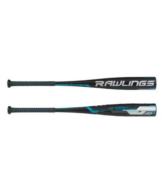 "RAWLINGS 5150 1Pc-Balanced Alloy 2 3/4"" Baseball Bat (-10)"