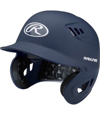RAWLINGS CFABHNM Matte Batting Helmet