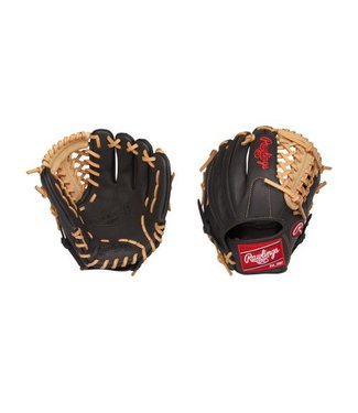 "RAWLINGS GXLE204-4DSC Gamer XLE 11.5"" Dark Shadow/Camel Baseball Glove"