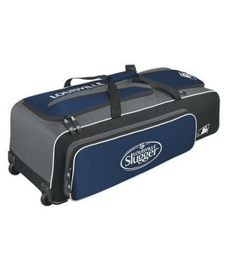 LOUISVILLE SLUGGER Series 5 Omaha Rig Wheeled Bag