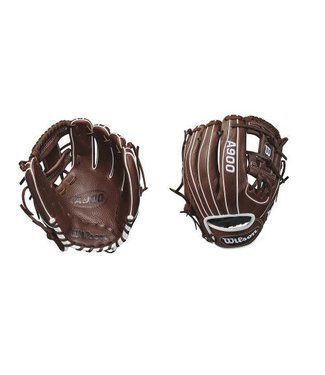 "WILSON A900 Pedroia Fit 11.5"" Baseball Glove"