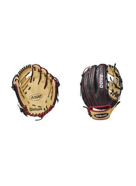 "WILSON A500 1788 11"" Youth Baseball Glove"