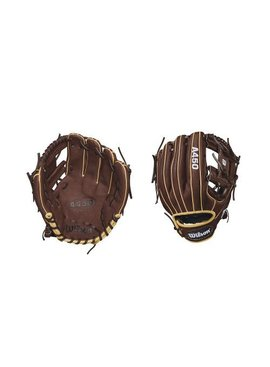 "WILSON Advisory Staff 1787 11.5"" Youth Baseball Glove"