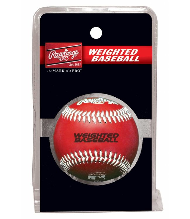 RAWLINGS Weighted Training Baseball (9 oz)