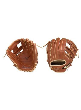 "MIZUNO GPS1-400S Pro Select 11.5"" Brown Baseball Glove"