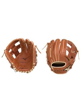 "MIZUNO GPS1-600R Pro Select 11.75"" Brown Baseball Glove"