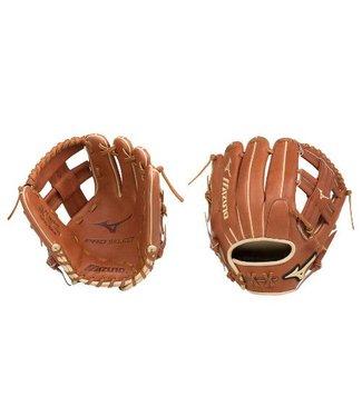 """MIZUNO Gant de baseball GPS1-600R Pro Select 11.75"""" Brun de Mizuno"""