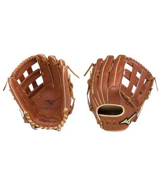 "MIZUNO GPS1-700DH Pro Select 12.75"" Brown Baseball Glove"