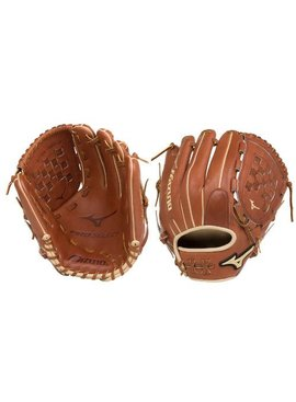 "MIZUNO GPS1-100DT Pro Select 12"" Brown Baseball Glove"
