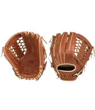 "MIZUNO GPS1-700DS Pro Select 12.75"" Brown Baseball Glove"