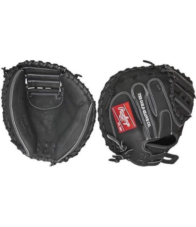 """RAWLINGS PROCM34SBB Heart Of The Hide 34"""" Catcher's Fastpitch Glove"""