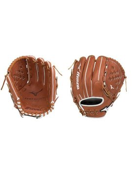 "MIZUNO GPSF1200 Pro Select FP 12"" Brown Fastpitch Glove"