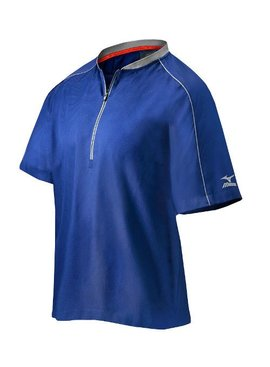 MIZUNO Comp Short Sleeve Men's Batting Jacket