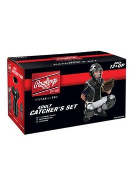 RAWLINGS Renegade Adult Catcher's Set